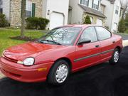 DODGE NEON Dodge Neon Base Sedan 4-Door